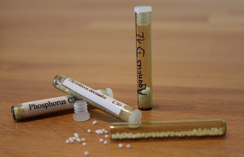 Homöopathische Potenzen